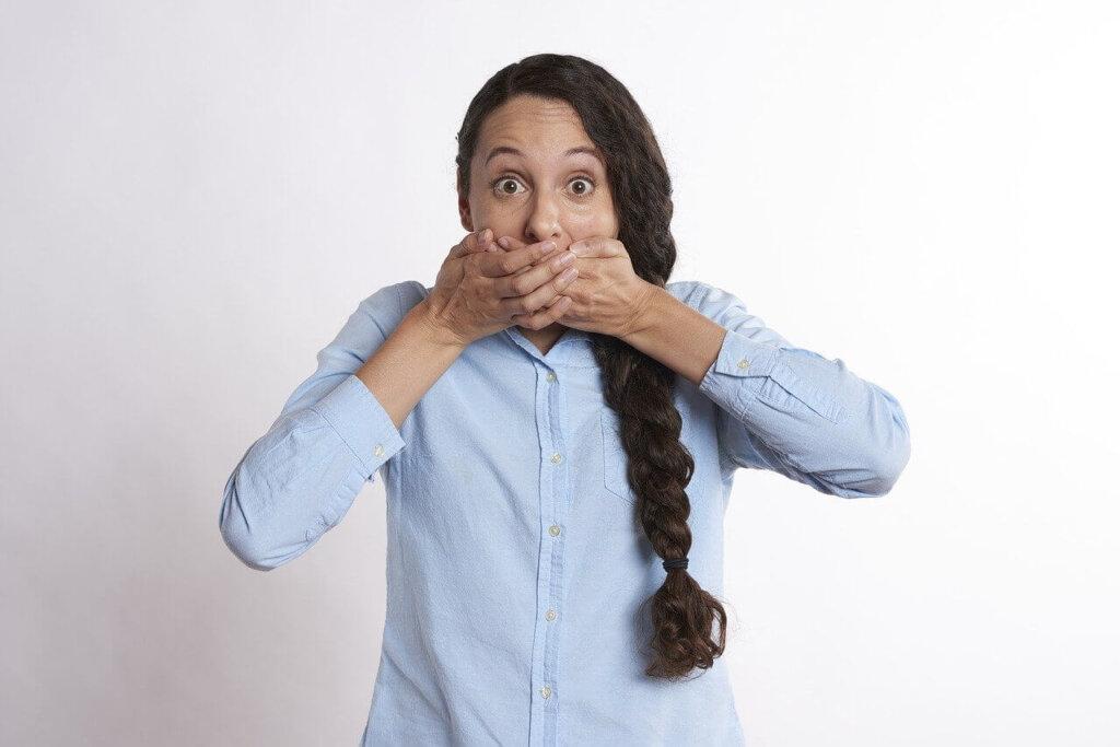 Welches Hausmittel hilft gegen Mundfalten?